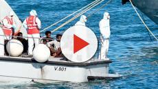 27 de los 28 menores del Open Arms han sido desembarcados en la isla italiana de Lampedusa