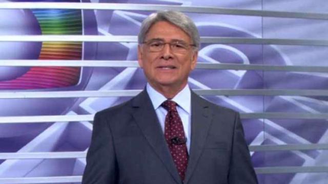 Sérgio Chapelin se aposenta após 47 anos de Rede Globo