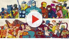 la Marvel Comics festeggia 80 di vita