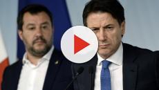 Salvini: 'Conte è ancora il mio premier', ma Grillo definisce la Lega 'non più credibile'