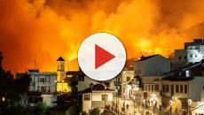 Un nuevo incendio en Gran Canaria afecta a Tejeda e incrementa los números del peor verano
