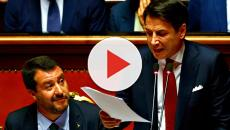 Conte si dimette, l'attacco a Salvini: 'Ha perseguito interessi personali e di partito'