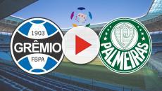 Grêmio x Palmeiras: transmissão ao vivo nesta terça-feira (20), às 21h30