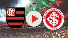 Flamengo x Internacional: transmissão ao vivo na TV aberta e fechada nesta quarta (21)