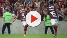 Flamengo encara Inter desfalcado de Gabriel