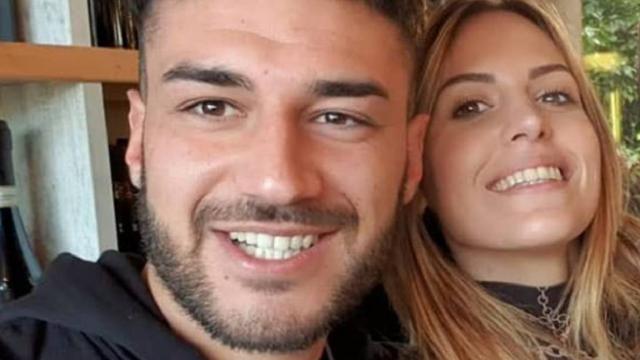 Lorenzo Riccardi smentisce la gravidanza della Dionigi e sul GF Vip dice: 'Si vedrà'