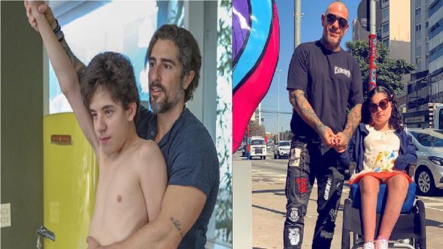 5 celebridades que têm filhos com necessidades especiais