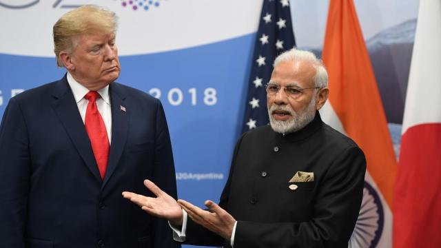 Donald Trump Talks Mediation On Kashmir Again, Says 'Lot To Do With Religion'