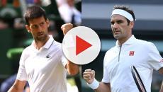 US Open: Federer e Djokovic dalla stessa parte del tabellone