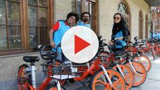 Iranian bike-sharing app 'Bdood' sparks outrage after refusing women service