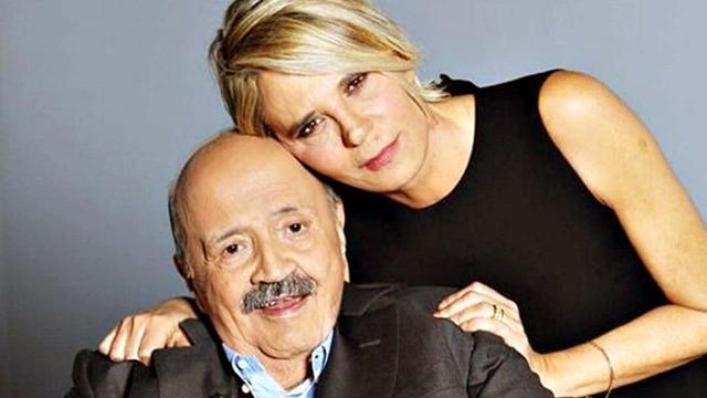 Maurizio Costanzo parla della moglie: 'Non potrei vivere senza Maria'