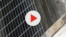 Roma, cede una grata: ragazza cade per 3 metri nel garage sottostante