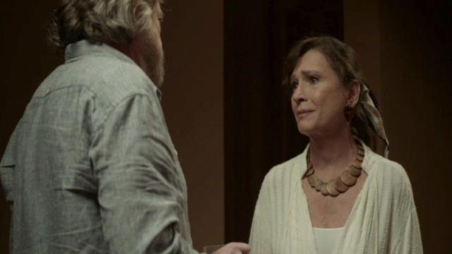 Beatriz expulsa Otávio de casa após descobrir culpa dele na morte de Edilene