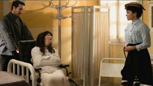 Una Vita, anticipazioni al 31 agosto: Ursula viene rinchiusa in manicomio dal padre