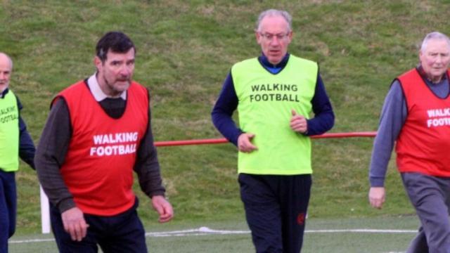 Il walking football ha successo anche in Italia