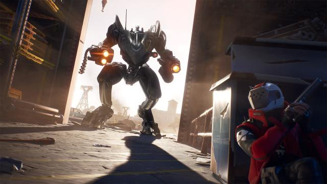 Fortnite team nerfs B.R.U.T.E. mech to bring back more variety