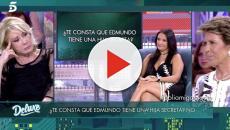 Gema dice en el poligrafo que Edmundo considera a Terelu y Carmen 'unas vagas'
