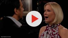 'The Bold and the Beautiful' rumors: Thomas accuses Brooke of trying to murder him