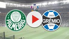 Palmeiras x Grêmio ao vivo nesta terça (27), às 21h30
