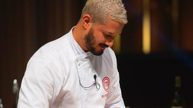 Rodrigo Massoni é o campeão do 'MasterChef Brasil'