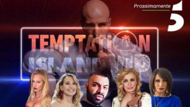 I nomi delle coppie scartate dal cast di Temptation Island Vip con Alessia Marcuzzi