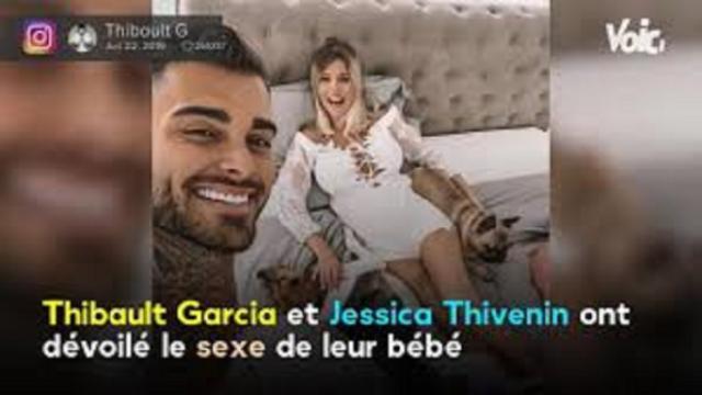 Jessica et Thibault vont avoir un garçon