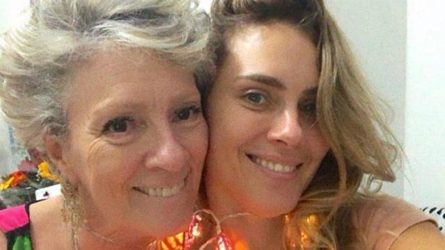 Carolina Dieckmann desabafa sobre a morte da mãe
