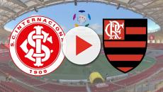 Inter x Flamengo ao vivo na TV aberta e fechada, nesta quarta (28), às 21h30