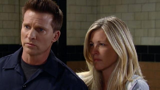 'General Hospital': Jason and Sam's relationship is being hidden in plain sight