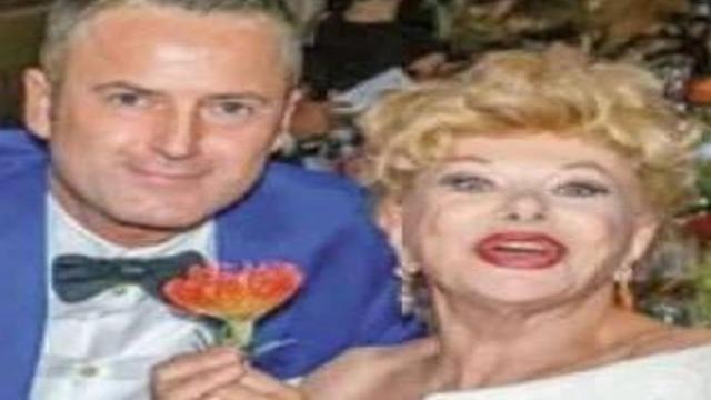 Sandra Milo ha un nuovo amore: tra loro ci sono 37 anni di differenza