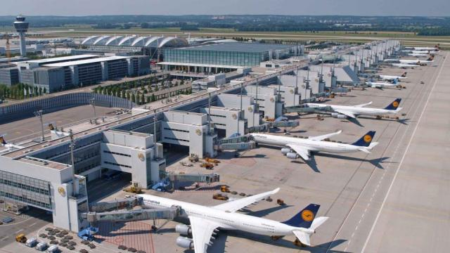 Detenido un joven español tras provocar el caos en el aeropuerto de Munich