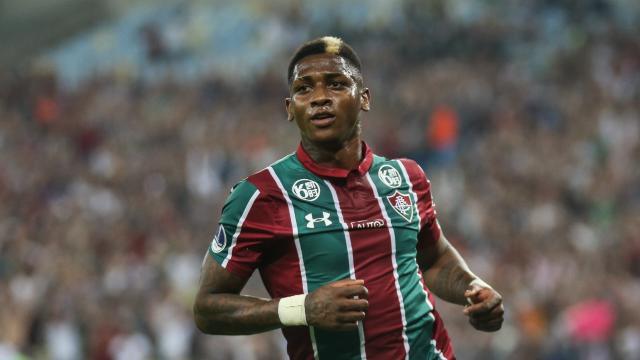 Yony González pode ser reforço contra o Corinthians