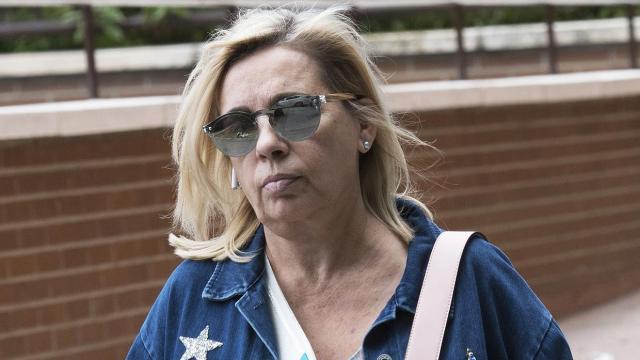 Roban en casa de Carmen Borrego y María Patiño le critica  la exclusiva en Lecturas