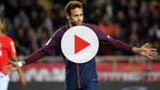Neymar joue dans la Casa de Papel