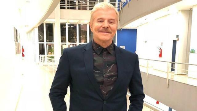 Miguel Falabella afirma que não tem planos de renovar com a Globo