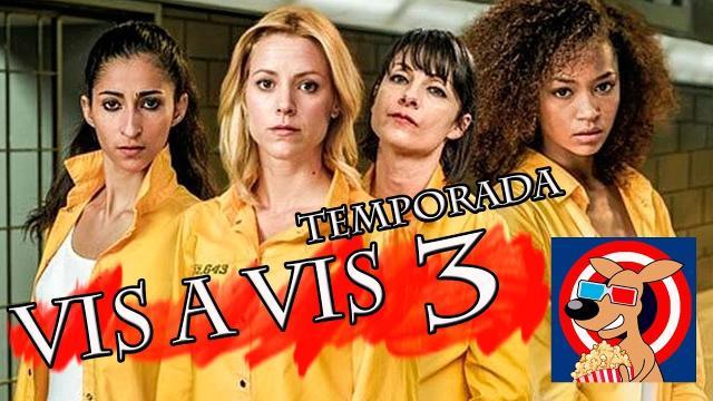 'Vis a vis', la serie protagonizada por Maggie Civantos se estrena en Netflix