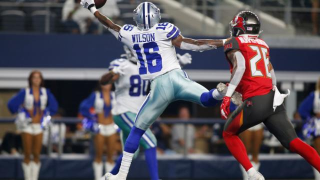 Cowboys lose to Buccaneers 15-17 in preseason finale