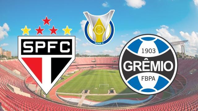 São Paulo x Grêmio: transmissão ao vivo no Premiere, neste sábado (31), às 11h
