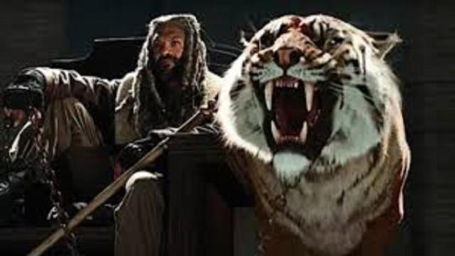 The Walking Dead : les animaux ont la cote