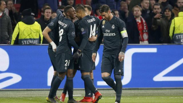 El Real Madrid, según el sorteo es el equipo con más suerte en la Champions