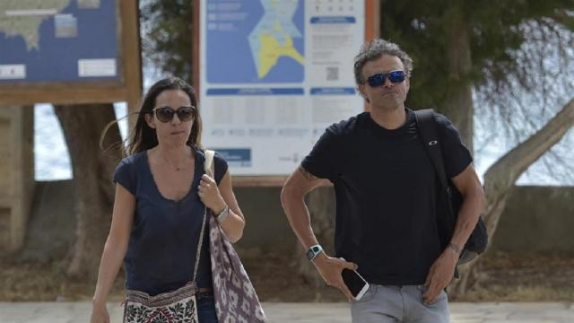 Conmoción por la muerte de la hija de Luis Enrique, Xana, despedida en la intimidad