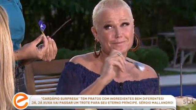 Xuxa fala o que pensa não importa se vão gostar ou não