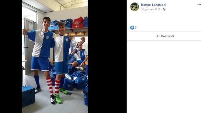 Pesaro, perde la vita a 17 anni per via di un aneurisma: era una promessa del calcio