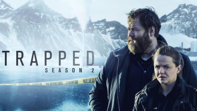 A segunda temporada de 'Trapped' promete novos mistérios no vilarejo gelado