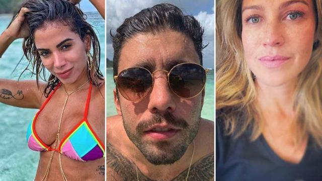 Luana Piovani posta texto após separação de Anitta e Scooby e fãs apontam indireta