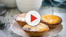 Receta del irresistible pastéis de nata al estilo portugués en seis pasos