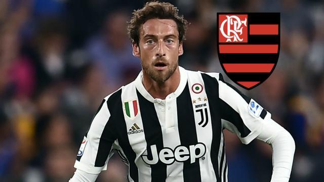 Flamengo mira italiano Marchisio como substituto de Cuéllar
