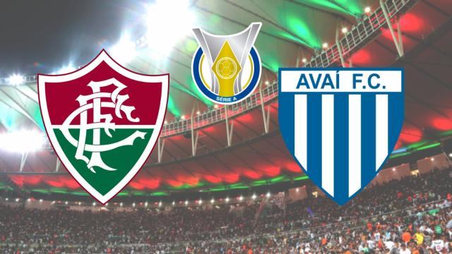 Fluminense x Avaí: transmissão ao vivo no SporTV, nesta segunda (2), às 20h