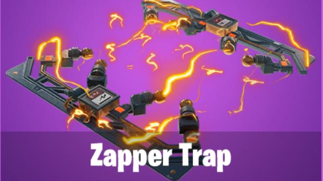 'Fortnite Battle Royale': Leaked Zapper Trap coming soon looks insane