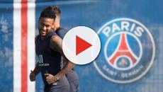 Neymar dice que su futuro está en paría y así se lo comunica al PSG